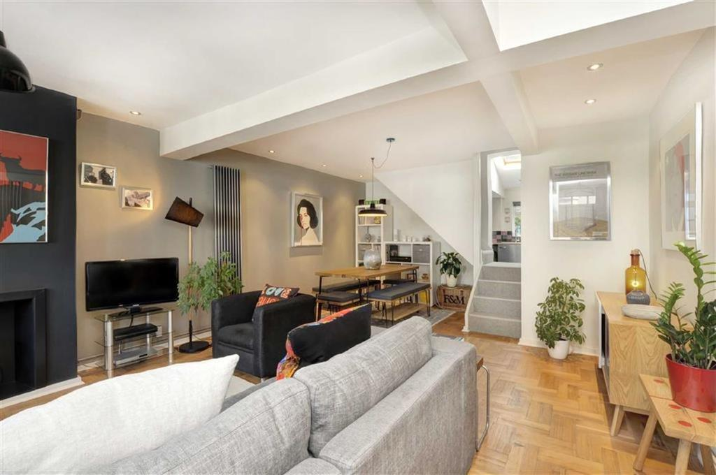 3 Bedrooms Terraced House for sale in Toronto Terrace, Brighton
