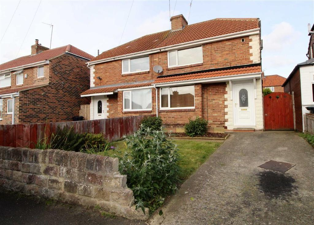 2 Bedrooms Semi Detached House for sale in Mitford Gardens, Lobley Hill, Tyne And Wear