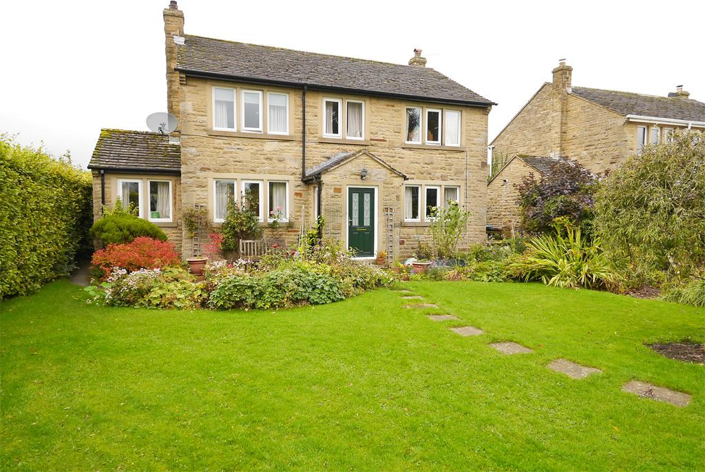 4 Bedrooms Detached House for sale in Badger Hill House, Station Road, Threshfield,