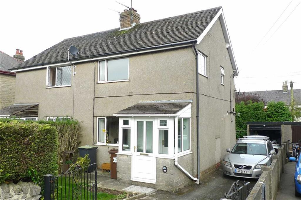 3 Bedrooms Semi Detached House for sale in School Road, Peak Dale, Derbyshire