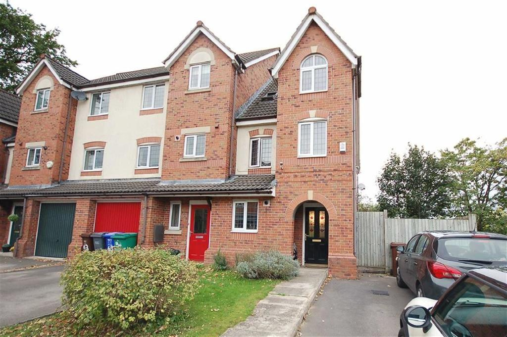 3 Bedrooms Town House for sale in Northumberland Way, Sharston, Manchester, M22