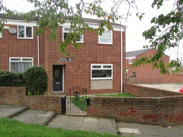 3 Bedrooms Terraced House for sale in BRISTOL WALK, THROSTON GRANGE, HARTLEPOOL
