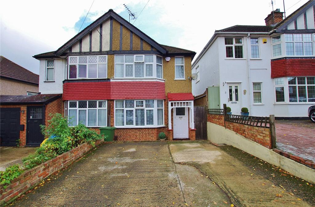 2 Bedrooms Semi Detached House for sale in Eastfield Avenue, Watford, Hertfordshire, WD24