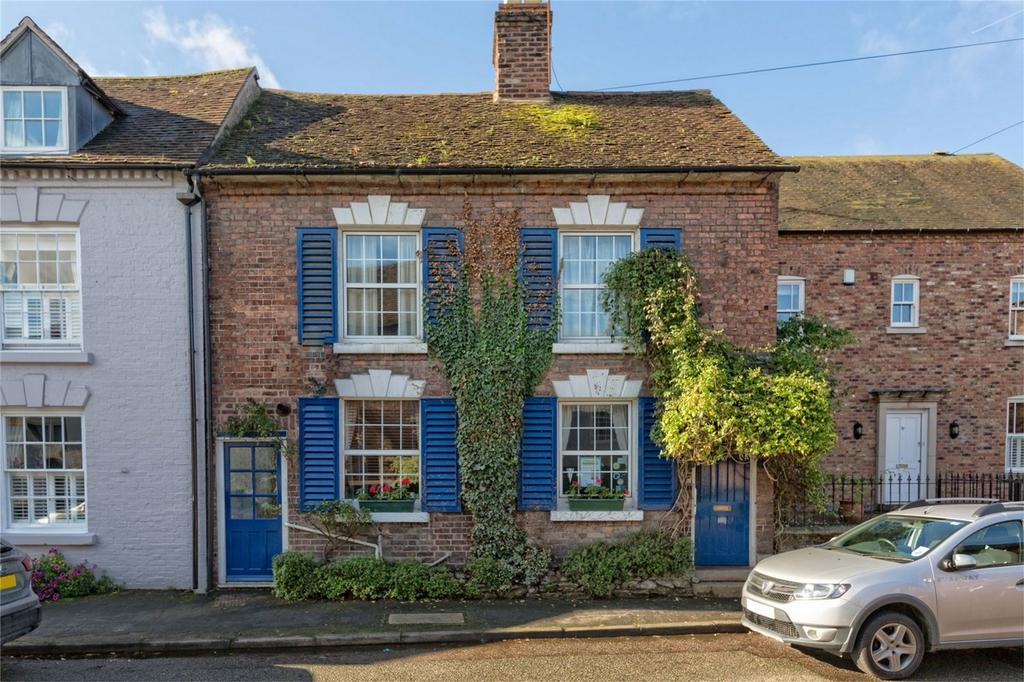5 Bedrooms End Of Terrace House for sale in 37 Barrow Street, Much Wenlock, Shropshire