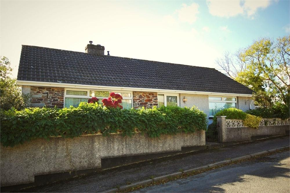 2 Bedrooms Detached House for sale in 1 St Sampson Close, Tywardreath, Par, Cornwall