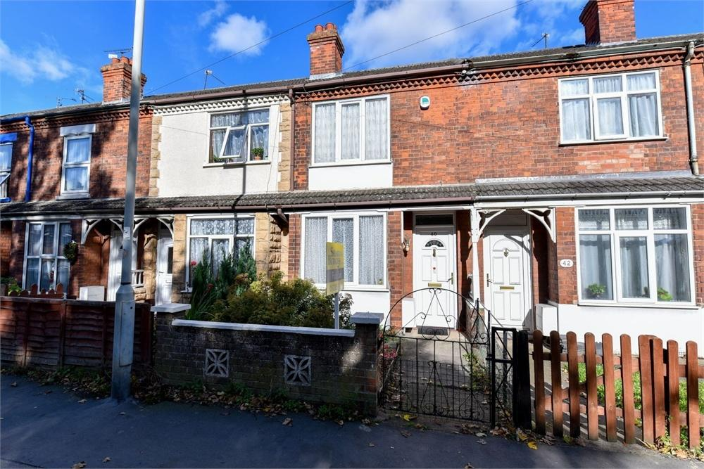 2 Bedrooms Terraced House for sale in Fishtoft Road, Boston, Lincolnshire