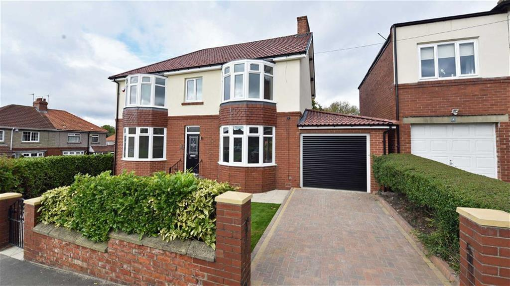 4 Bedrooms Detached House for sale in Low Fell