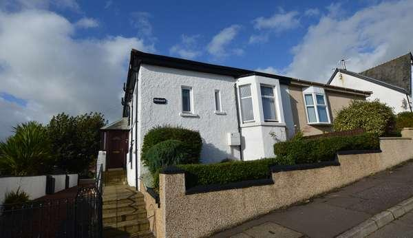 2 Bedrooms Semi Detached Bungalow for sale in 57 James Street, Dalry, KA24 5ES