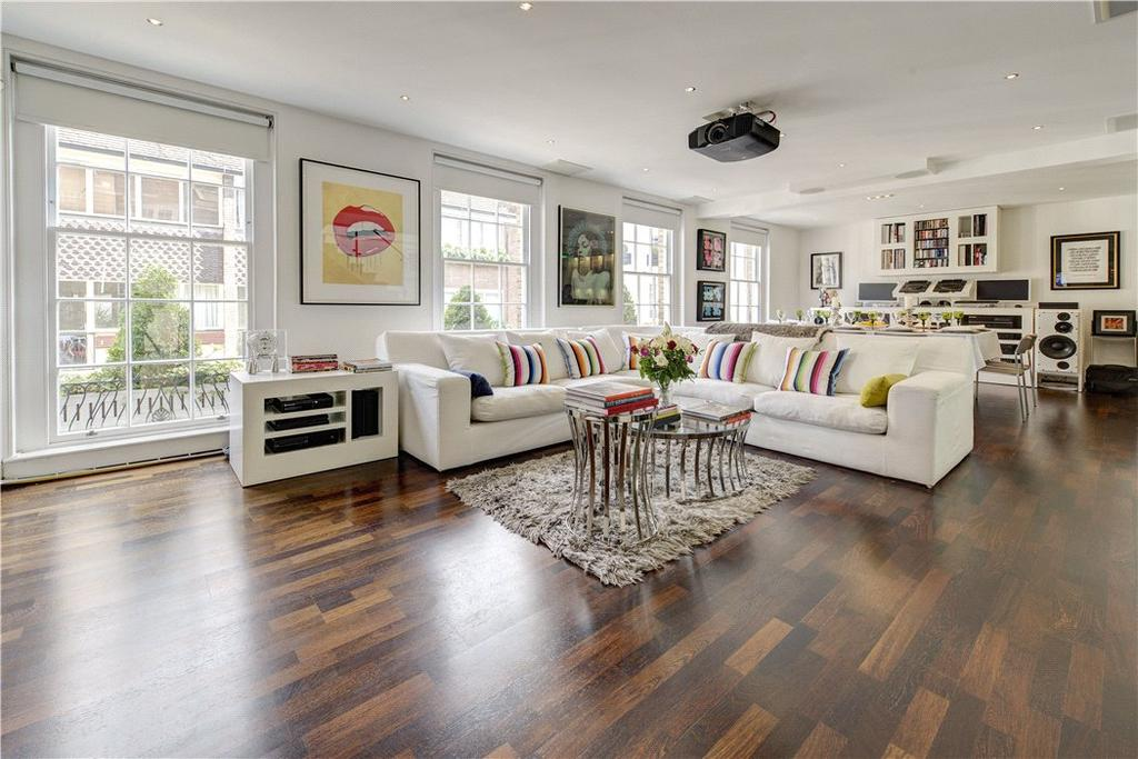 3 Bedrooms Mews House for sale in Eaton Row, Belgravia, London, SW1W