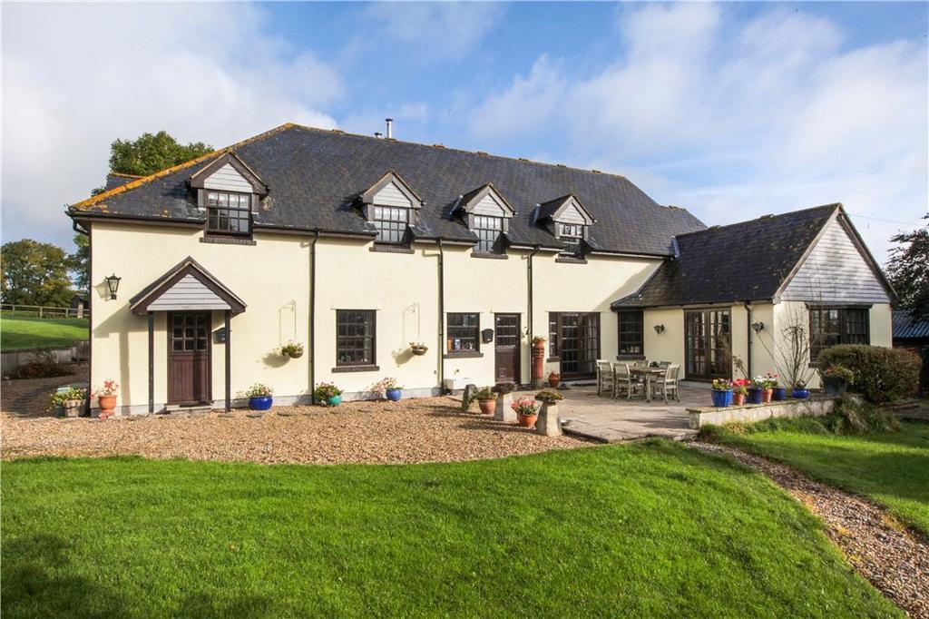 6 Bedrooms Detached House for sale in Shutes Lane, Buckhorn Weston, Gillingham, SP8