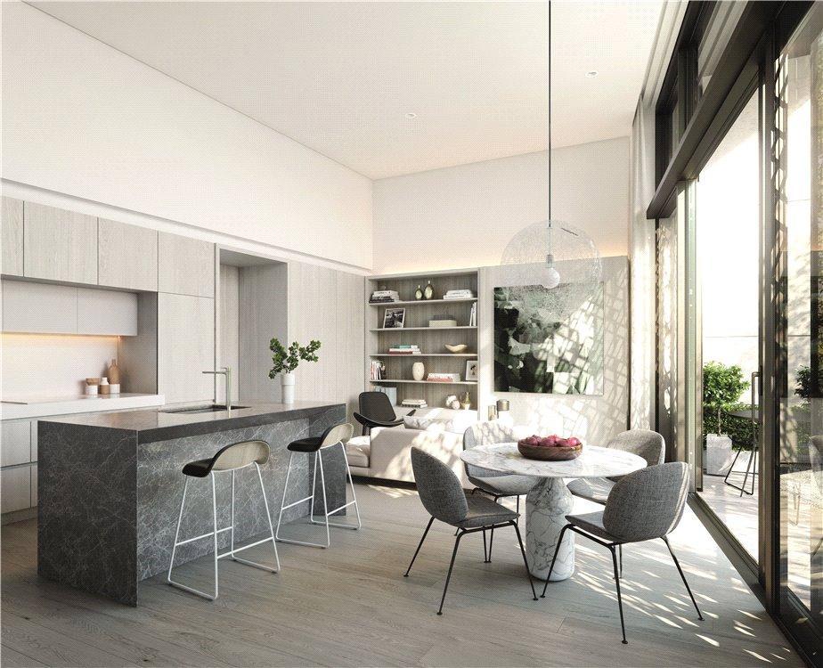 2 Bedrooms Flat for sale in Luma, 6 Lewis Cubitt Walk, King's Cross, London, N1C