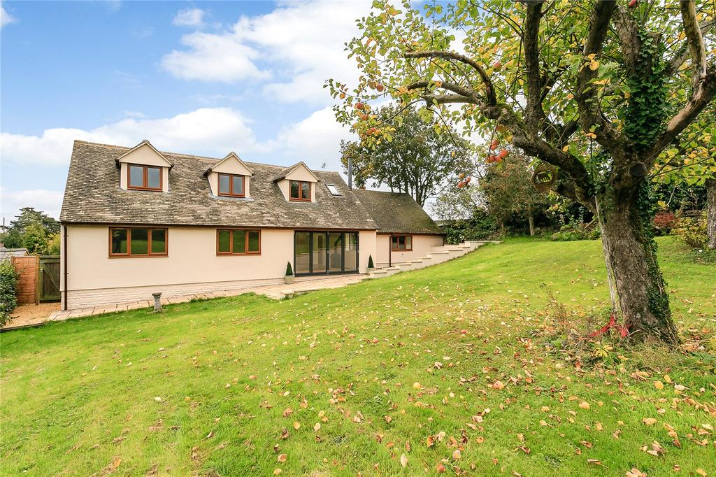 4 Bedrooms Detached House for sale in Balscote, Banbury, Oxfordshire