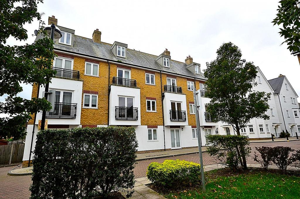 1 Bedroom Apartment Flat for sale in Quest Place, Maldon, Essex, CM9