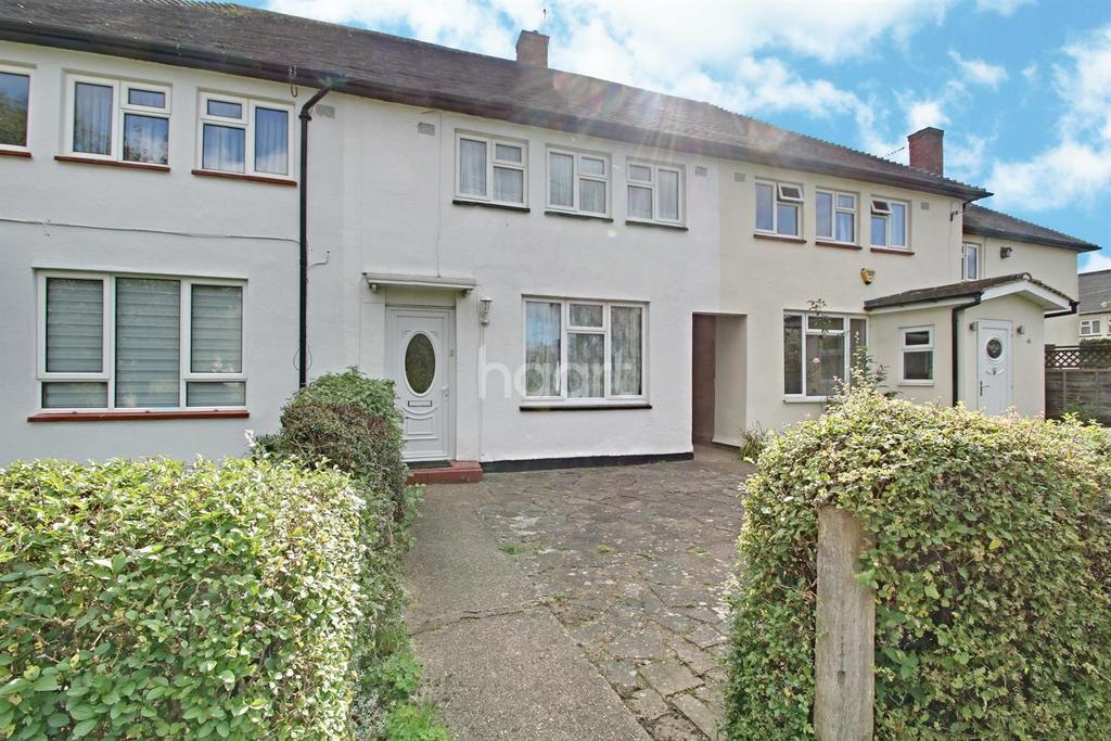 3 Bedrooms Terraced House for sale in Haggerston Road, Borehamwood