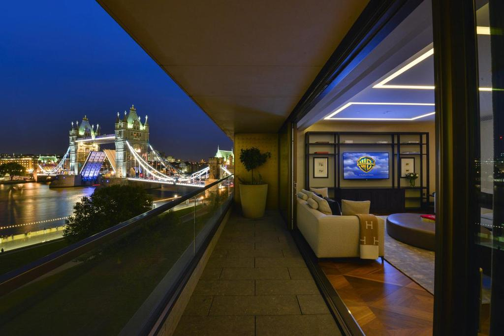 4 Bedrooms Flat for sale in Crown Square, Tower Bridge
