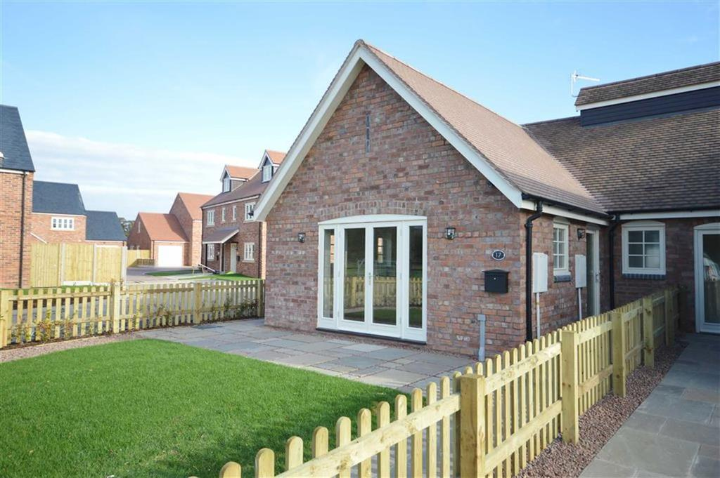 2 Bedrooms End Of Terrace House for sale in 17, Hamlyn Place, Kingsland, Herefordshire, HR6