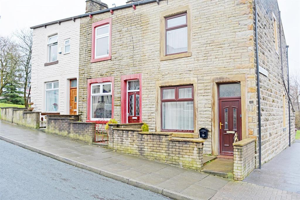 2 Bedrooms Terraced House for sale in St. Johns Road, Burnley