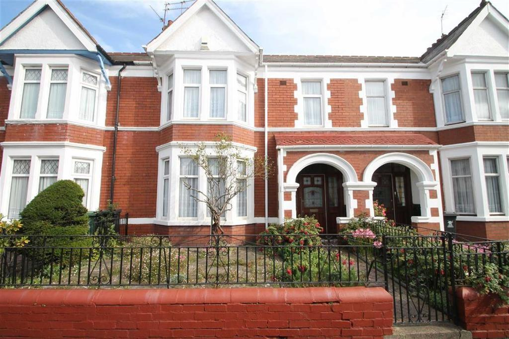 4 Bedrooms Terraced House for sale in Southminster Road, Penylan, Cardiff