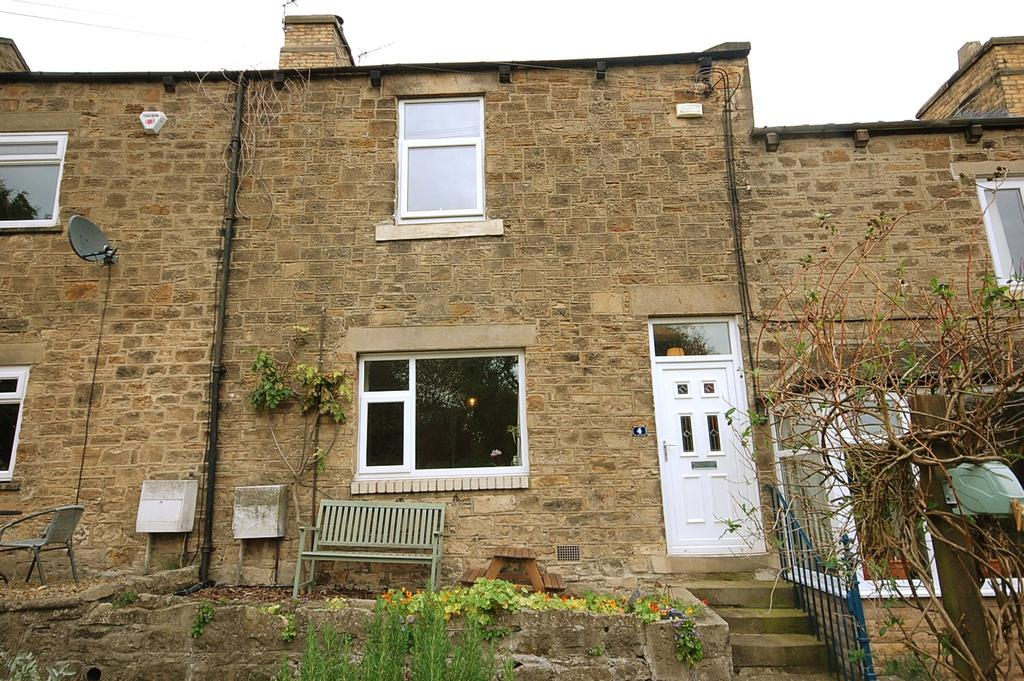 2 Bedrooms Terraced House for sale in Ryton