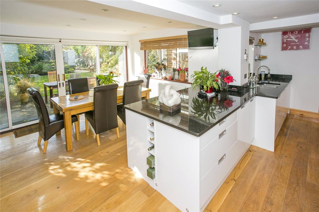 4 Bedrooms Semi Detached House for sale in Lake View Road, Sevenoaks, Kent