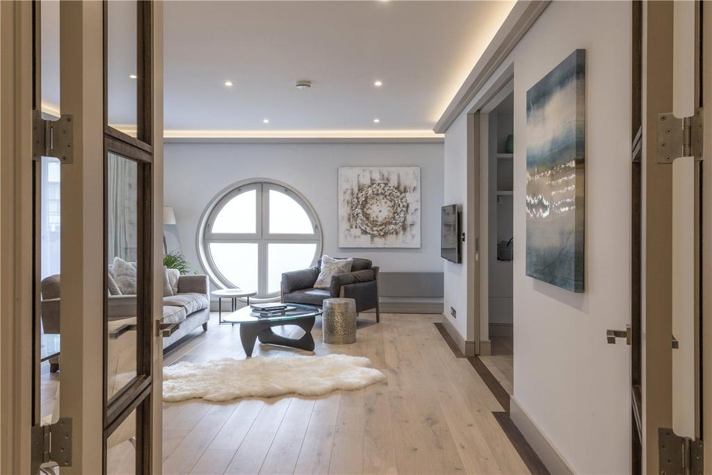 3 Bedrooms Flat for sale in Trinity Court, 170a Gloucester Terrace, Bayswater, W2