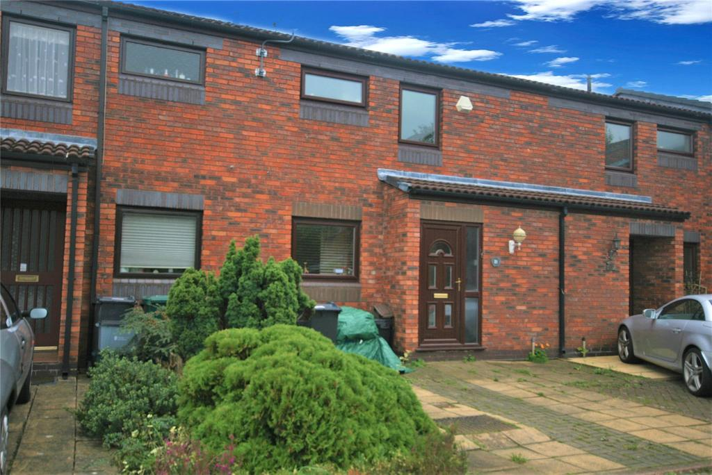 2 Bedrooms Town House for sale in Hatherton Way, Northgate Village, Chester, CH2