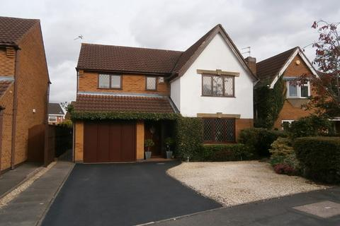 4 bedroom detached house for sale - Lark Close, Leicester Forest East, Leicester, LE3