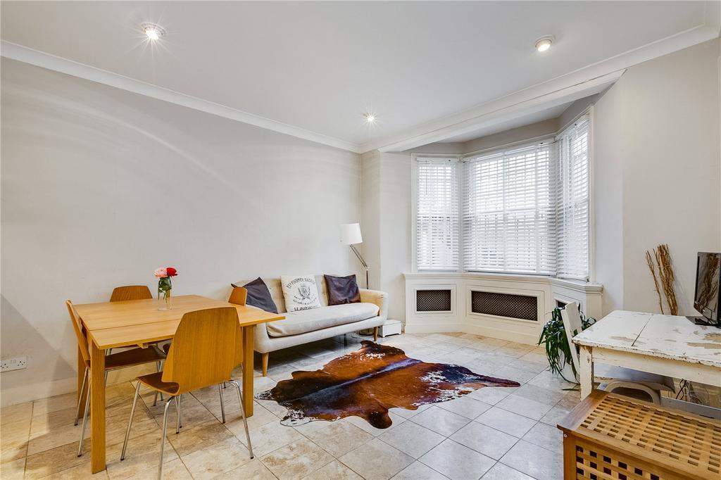 2 Bedrooms Flat for sale in Finborough Road, Chelsea