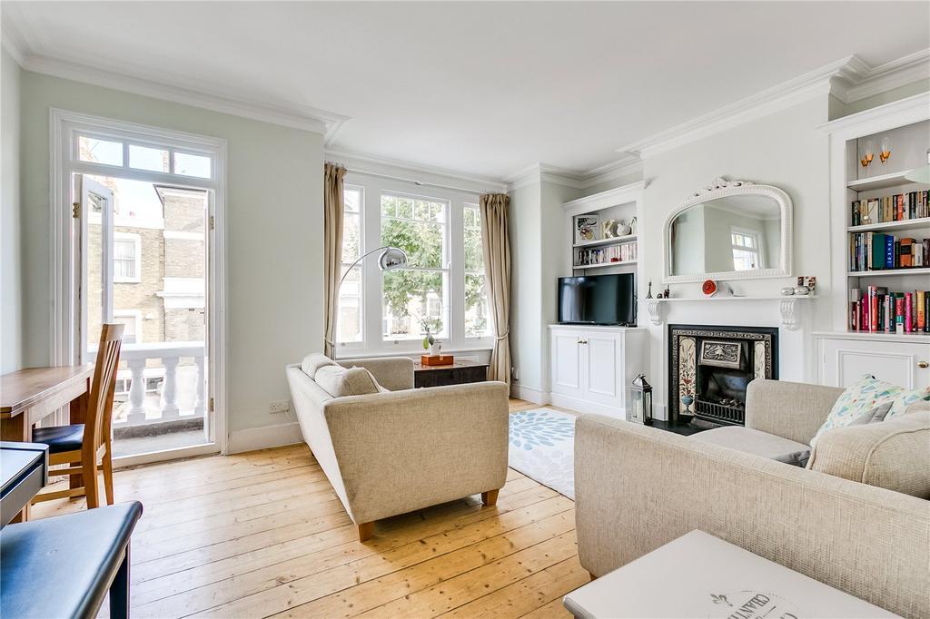 2 Bedrooms Flat for sale in Altenburg Gardens, Battersea, London
