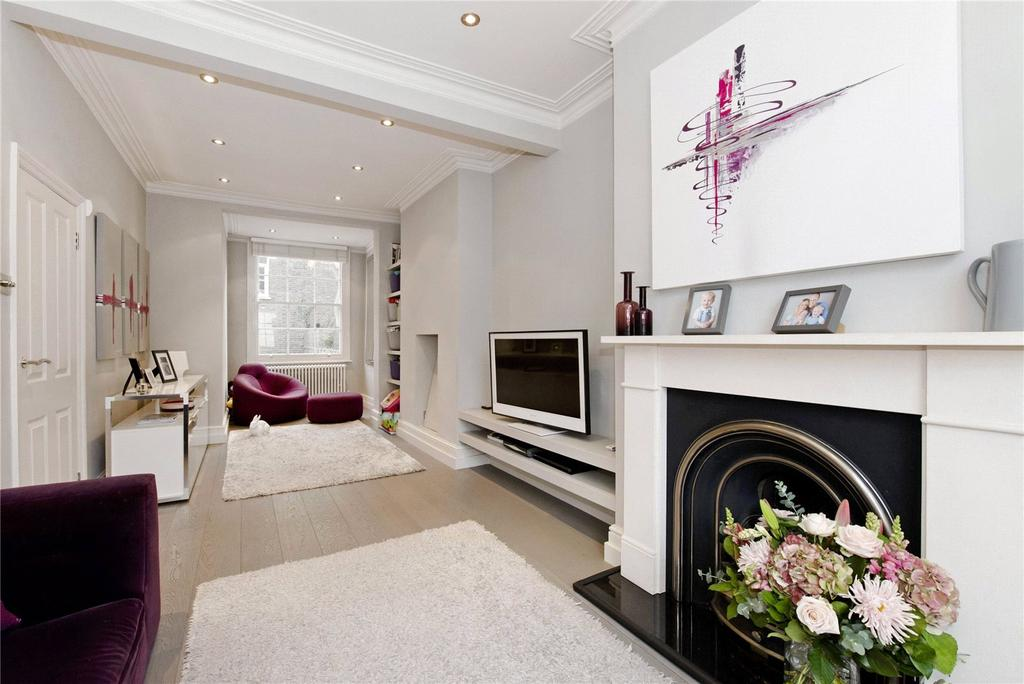 3 Bedrooms Terraced House for rent in Liverpool Road, Islington, London