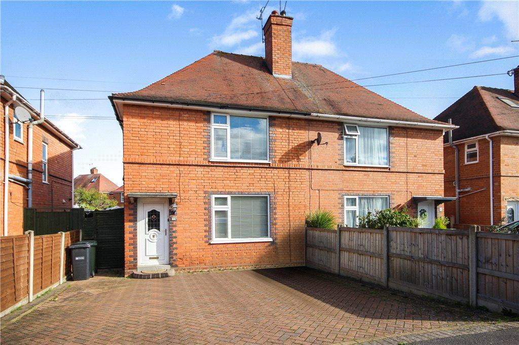 3 Bedrooms Semi Detached House for sale in Himbleton Road, Worcester, Worcestershire, WR2