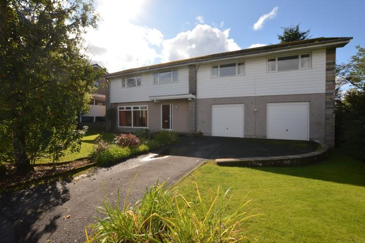 5 Bedrooms Detached Villa House for sale in 12 Napier Road, Killearn, G63 9PA