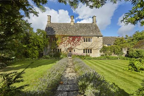 5 bedroom detached house for sale - Manor Road, Sandford St. Martin, Chipping Norton, Oxfordshire, OX7