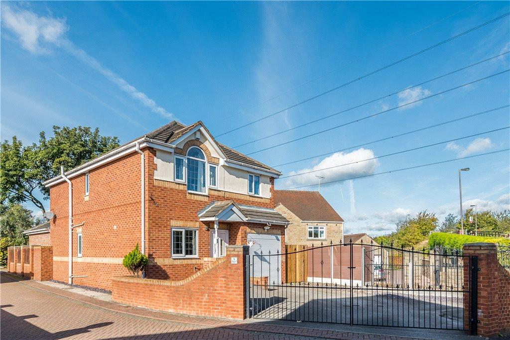 4 Bedrooms Detached House for sale in Bramble Court, Outwood, Wakefield, West Yorkshire
