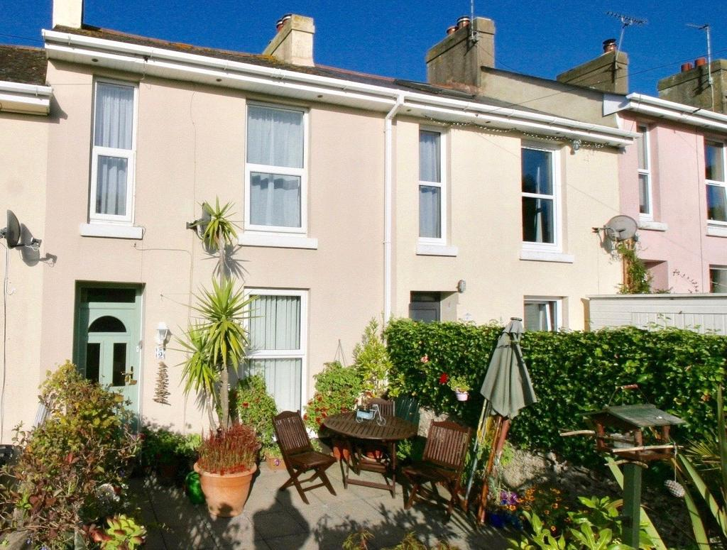 2 Bedrooms Terraced House for sale in Home Close, Brixham, TQ5