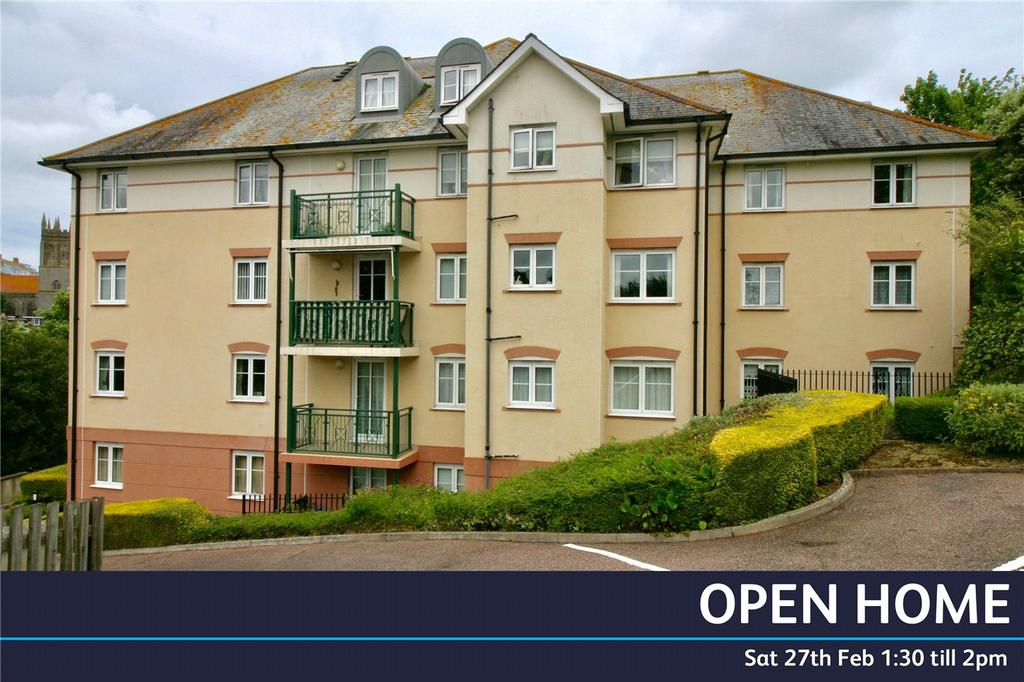 2 Bedrooms Flat for sale in Saxon Heights, Brixham, TQ5