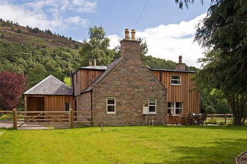 4 bedroom detached house for sale - Prony Farmhouse, Glengairn, Ballater, Aberdeenshire