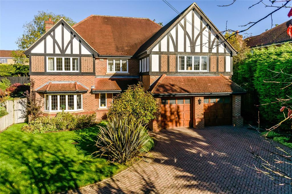 5 Bedrooms Detached House for sale in 3C Fulwith Road, Harrogate