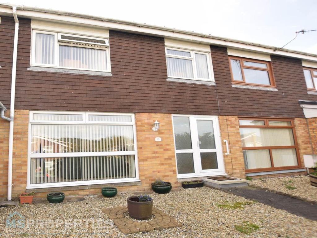 3 Bedrooms Terraced House for sale in Heol Tyn Y Fron, Penparcau, Aberystwyth
