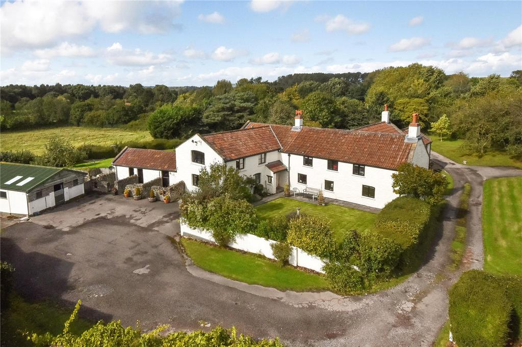 6 Bedrooms Equestrian Facility Character Property for sale in Sutton Wick, Bishop Sutton, Bristol, BS39