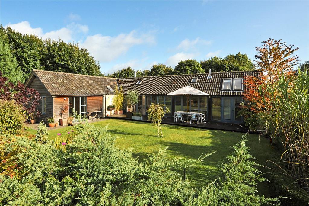 2 Bedrooms Detached House for sale in Longsplatt, Kingsdown, Wiltshire, SN13