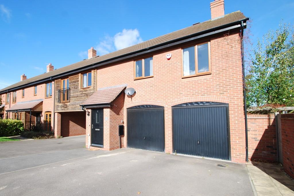 2 Bedrooms Mews House for sale in Jubilee Way, Malvern