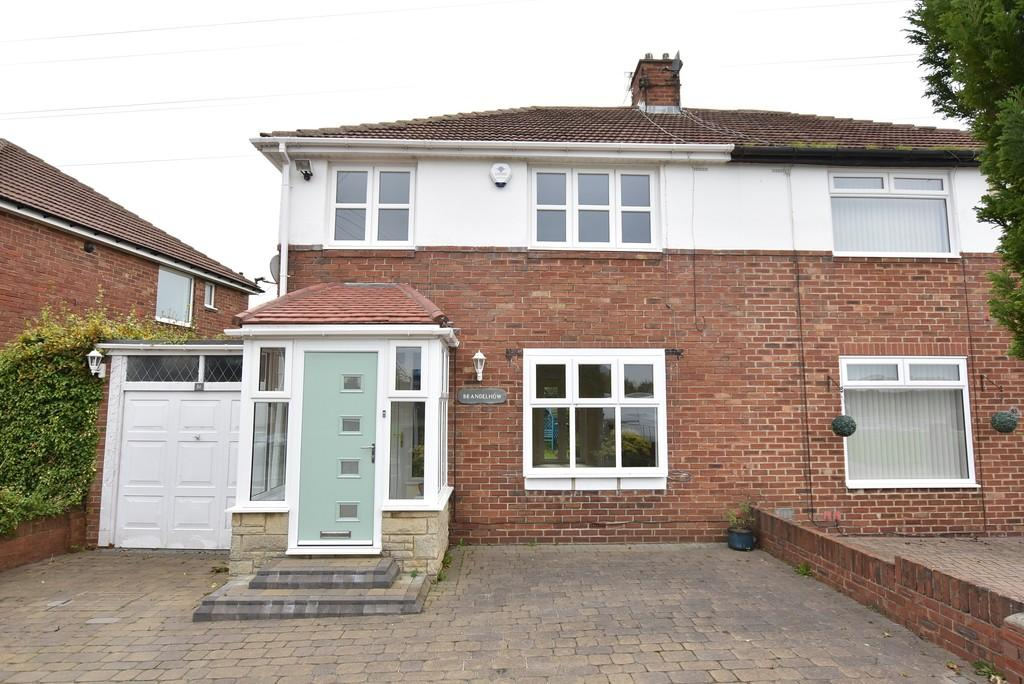 3 Bedrooms Semi Detached House for sale in West Drive, Cleadon