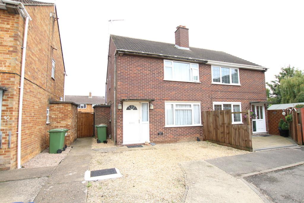 2 Bedrooms Semi Detached House for sale in Tower Road, Friday Bridge