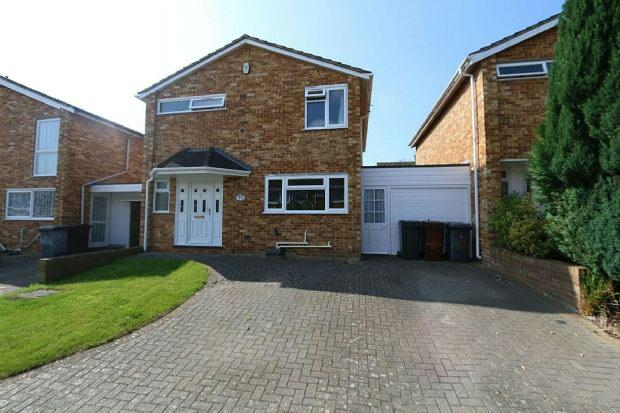 3 Bedrooms Detached House for sale in Galsworthy Drive, Caversham, Reading,