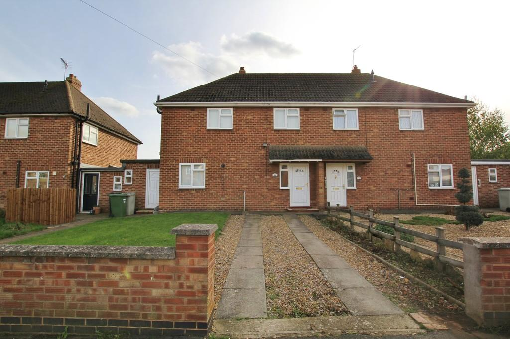 3 Bedrooms Semi Detached House for sale in Cold Overton Road, Oakham
