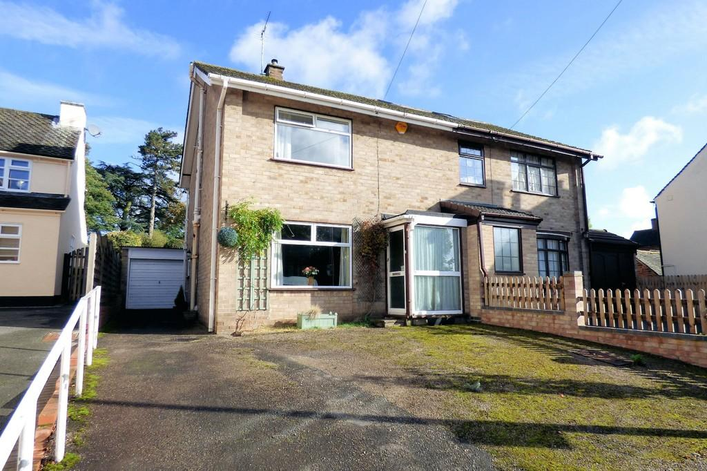 3 Bedrooms Semi Detached House for sale in Main Street, Barton Under Needwood