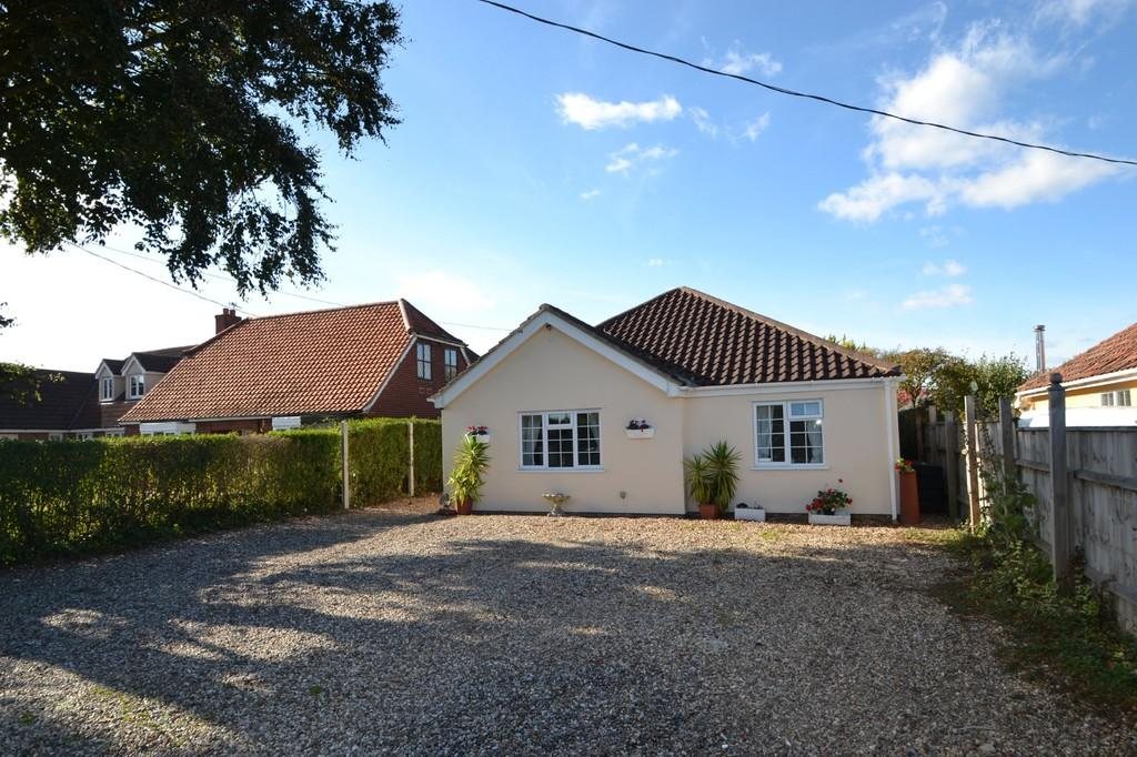 4 Bedrooms Detached Bungalow for sale in London Road, Capel St. Mary, Ipswich, IP9 2JJ