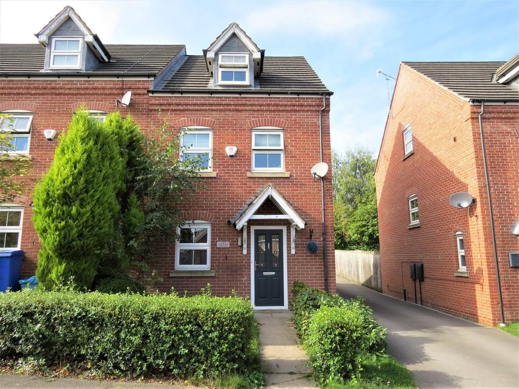 3 Bedrooms Town House for sale in Middlewood Drive East, Sheffield