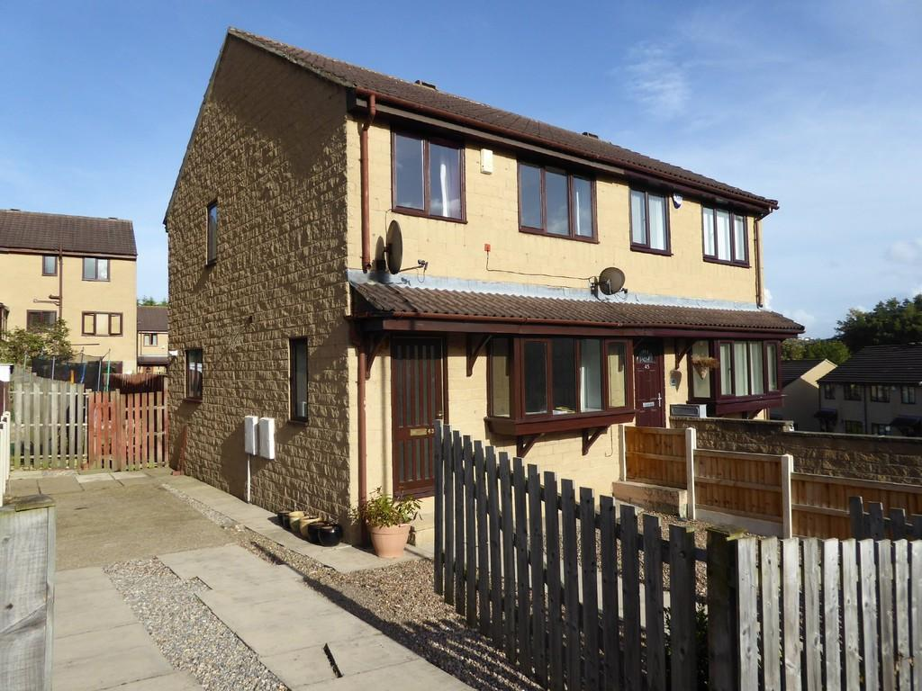3 Bedrooms Semi Detached House for sale in Chatsworth Terrace, Dewsbury